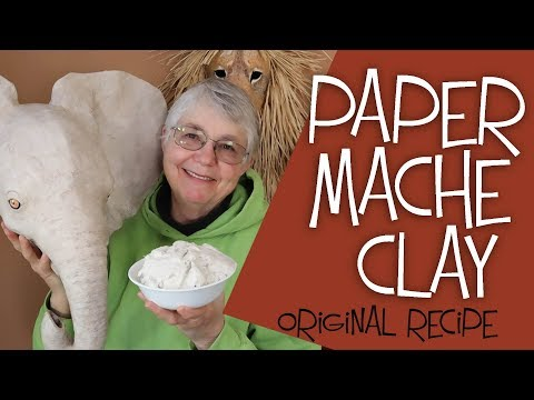 Download How To Make Paper Mache Paste Without Glue Fast