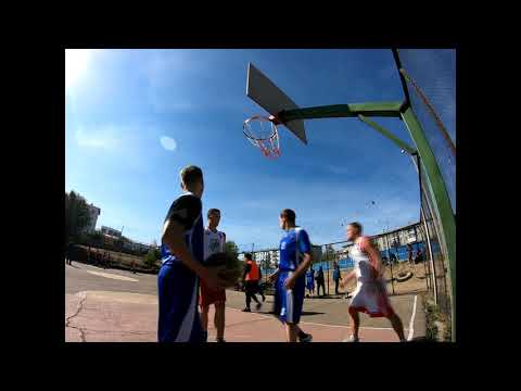 V Streetball challenge Ulan-Ude 2018, на призы Ивана Савельева