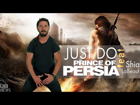 Ubisoft E3 Media Briefing - Just Do Prince of Persia (starring Shia LaBeouf)