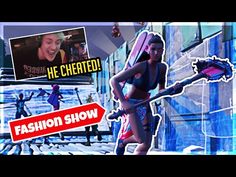 I STREAM SNIPED and WON FASHION SHOWS by CHEATING...