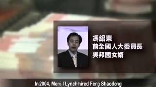 Foreign Investment Banks Launder Money for Chinese Officials' Children?