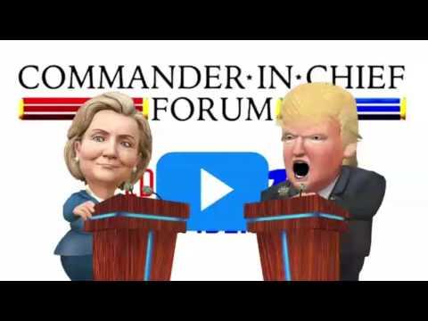 NBC Commander in Chief Forum Live Sept. 7, 2016