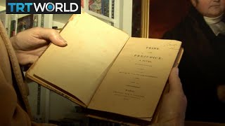 Showcase: Jane Austen Bicentenary with Nursena Tuter