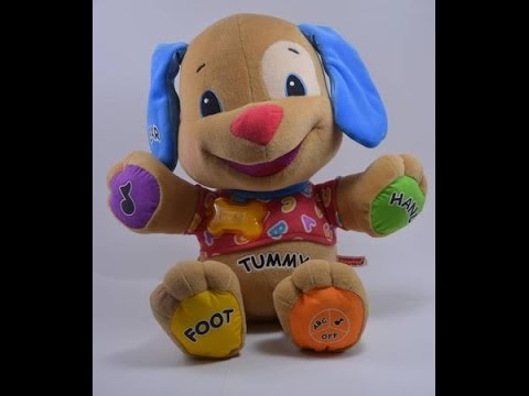 Fisher Price Singing, Talking, Laugh & Learn Puppy Dog by ...