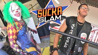 Clown Purge Begins at GTS Wrestling PPV Event - Knee healthy enough for competition