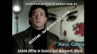 """DIFILM Alejo García Pintos (actor) sobre la pelicula """"Cenizas del Paraiso"""" (1997)"""