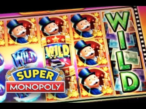 Super Monopoly Part 3 Of 3 Jackpot Big Win Slot