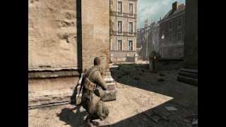 Sniper Elite V2 ( SKIDROW ) Pc Gameplay.