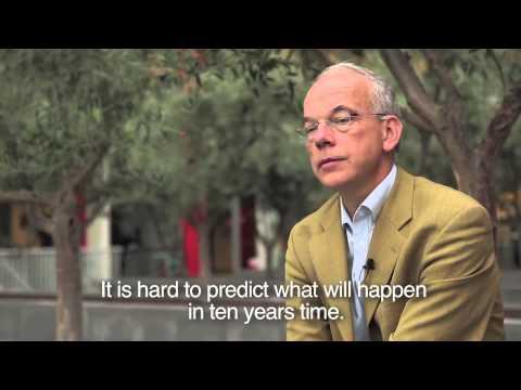 Detlef Lohse about MCEC programme