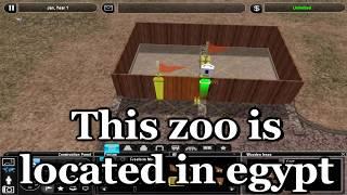 ZT2 - UCZ - Rafiki Zoological Park - Camels - #1