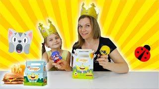 ЛЕДИ БАГ Бургер Кинг!!  Леди Баг и Супер Кот новая серия