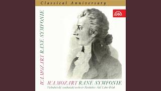 Symphony No. 23 in D major, K 181 / K 162b - Allegro spirituoso