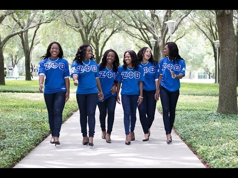 COLLEGE VLOG | Ep. 6: JOINING THE BEST SORORITY: Zeta Phi Beta Sorority, Incorporated!