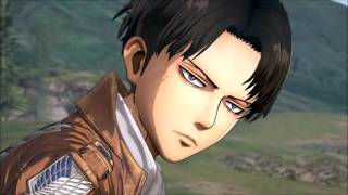 Attack on Titan - Wings of Freedom - Expedition Mode on Hard - Levi (No Commentary)