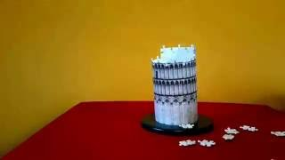 The Leaning Tower of Pisa - A stop-motion animation