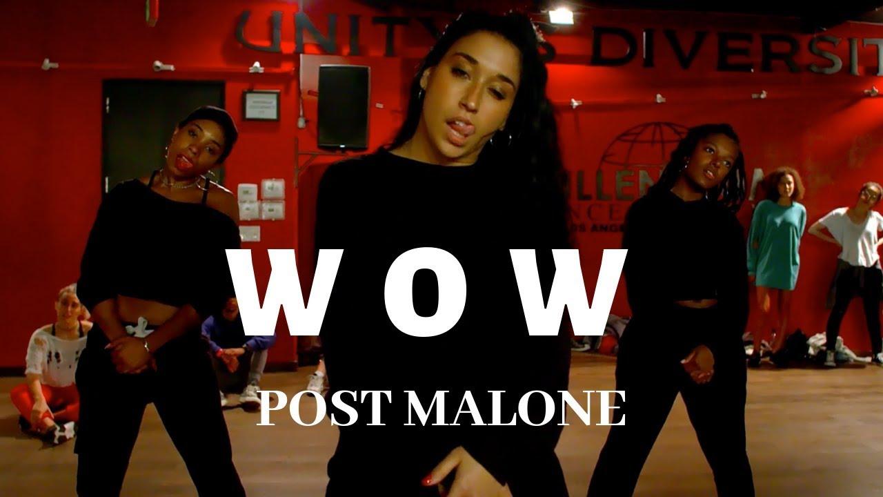 WOW - Post Malone DANCE VIDEO | Dana Alexa Choreography