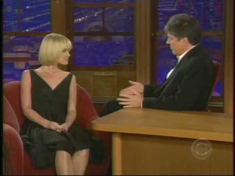 Ashley Scott on Craig Ferguson  2006