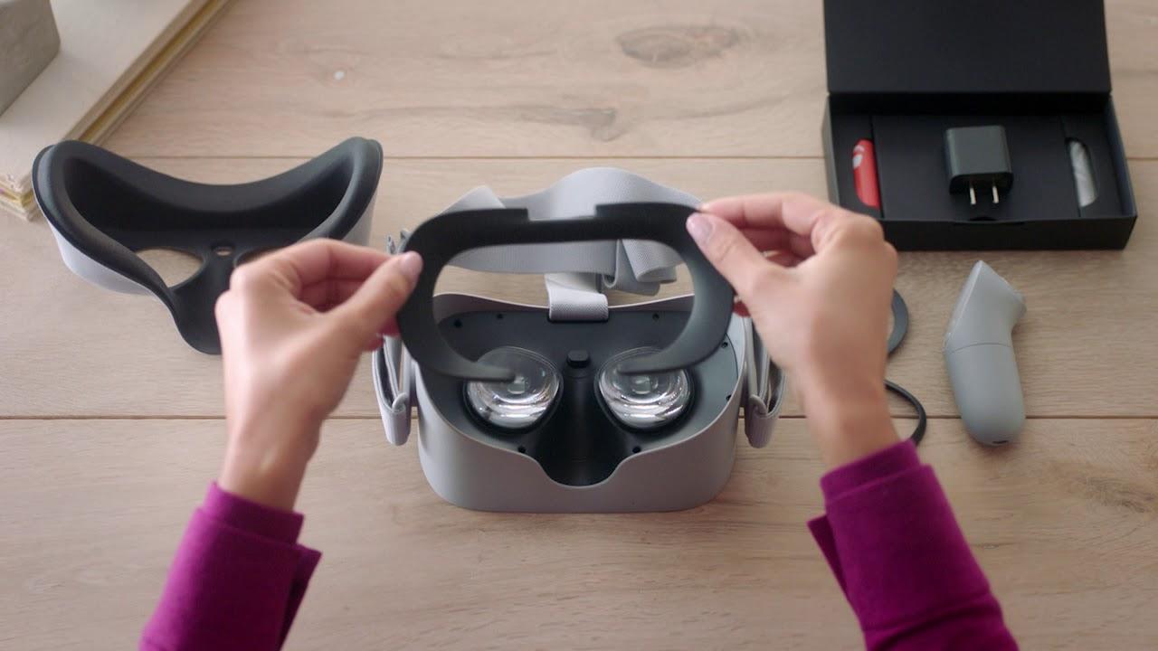 0ce6127e2b0 VirtuClear Prescription Lens Inserts for Oculus Go