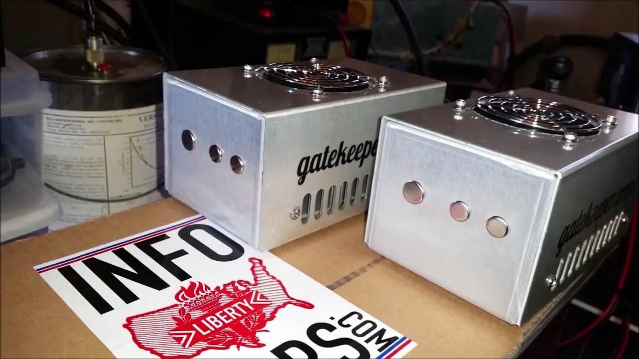 Twin Single Sd1446 Ab Biased Gatekeeper Built Amplifiers Youtube Electronic Gate Keeper