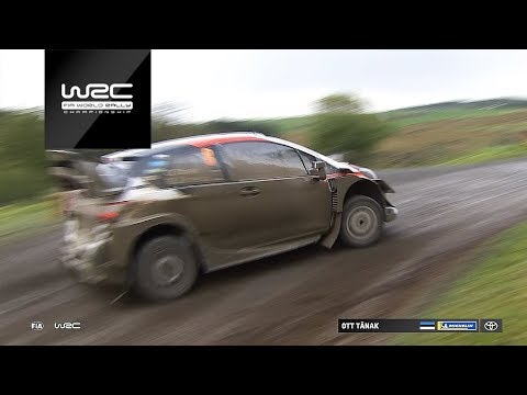 WRC - Wales Rally 2019: Wolf Power Stage Highlights