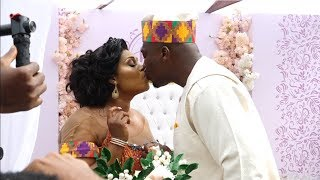 NDC's Chief Biney & NPP's Afia Akoto's Traditional Wedding Ceremony
