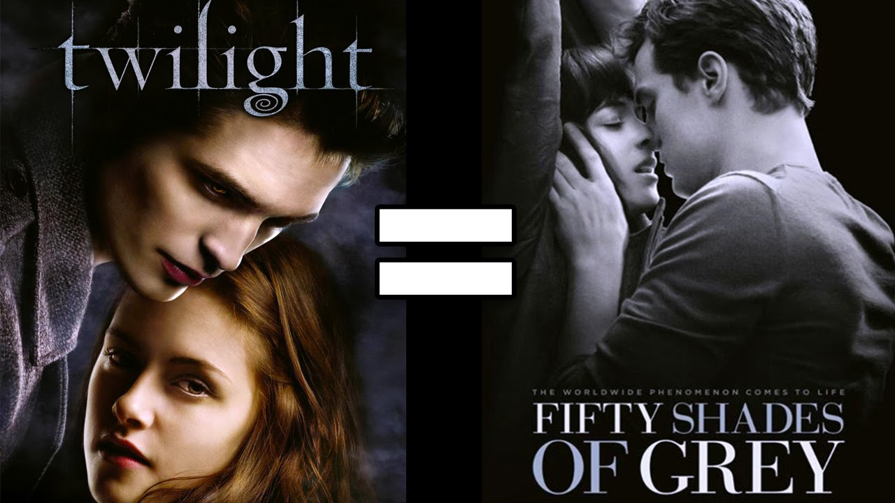Is this quote from Twilight or Fifty Shades of Grey?