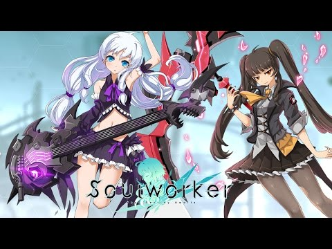 Getting to Know... Soulworker Online (Free MMORPG Japan | Coming NA/EU Soon)