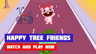 Happy Tree Friends: Aggravated Asphalt · Game · Gameplay