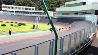 玉村元気選手を見に、防府競輪場に行ってみた。