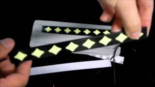 Дневные ходовые огни LED DRL COB ЗВЕЗДА  20 CM  Черный корпус(, 2015-06-09T10:10:16.000Z)