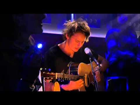 Ben Howard - Only Love - DWDD (7-12-2012)