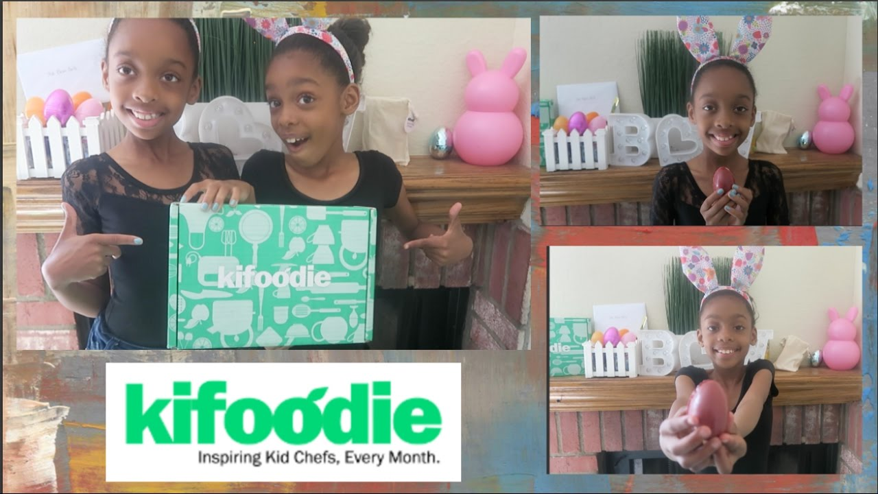 Red Velvet Chocolate Eggs - Kids cooking with kifoodie - Kids Subscription  box!