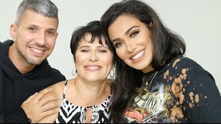 Fam Time | Doing My Mom-In-Laws Makeup!