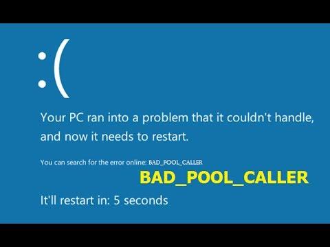 🔧 Windows 10 Blue Screen Error Codes & Solutions (All BSOD