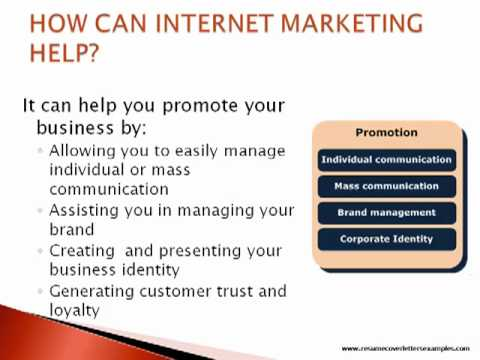 online marketing powerpoint presentation