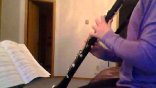 B Flat Clarinet: Pomp and Circumstance (Graduation Song)