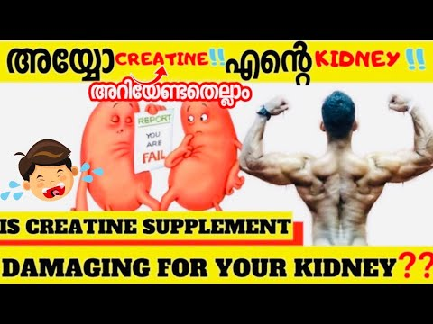 WHAT IS CREATINE | HOW TO USE | BENEFITS AND SIDE EFFECTS | MALAYALAM | CERTIFIED FITNESS TRAINER |