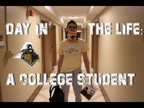 Day in the Life at Purdue University