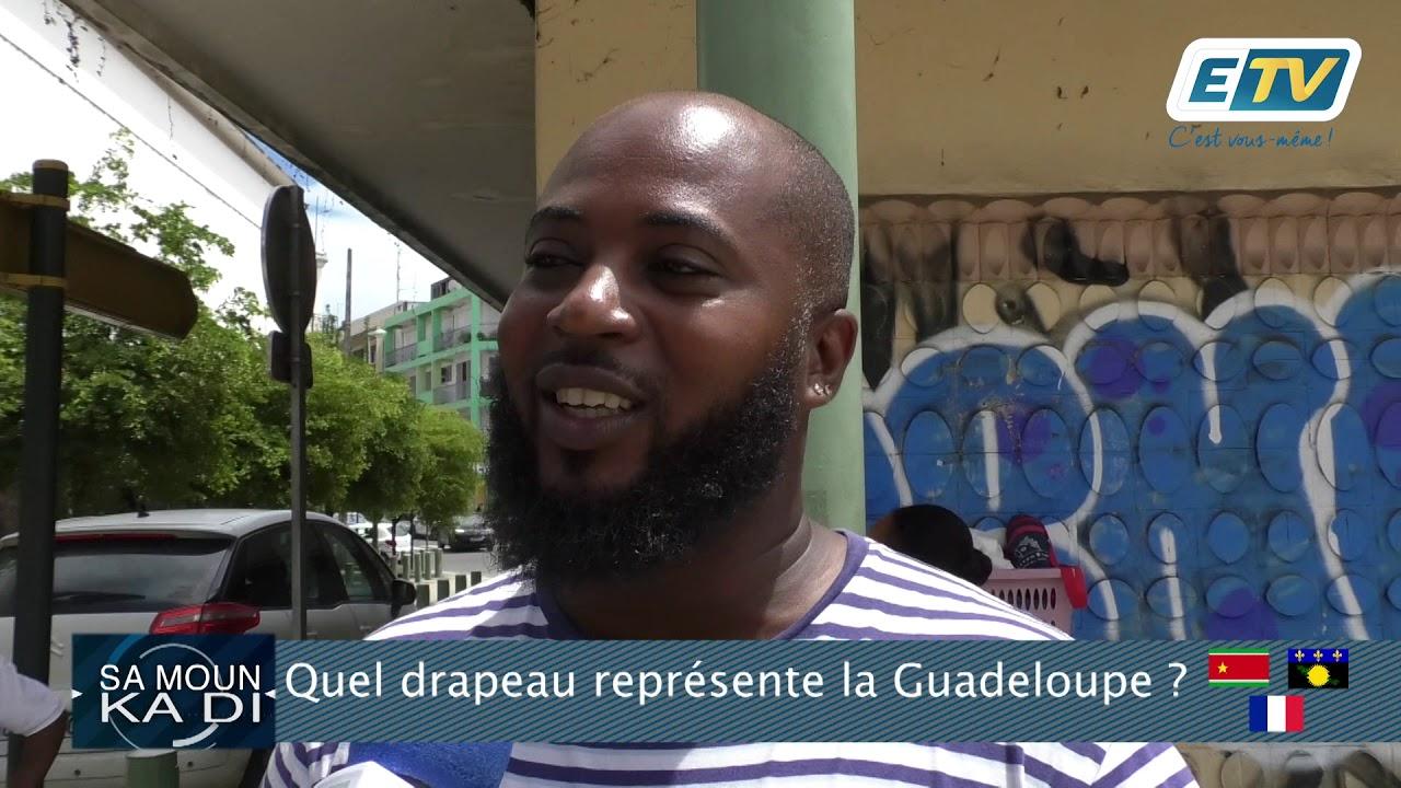 Sa Moun Ka Di:  Le Drapeau de la Guadeloupe