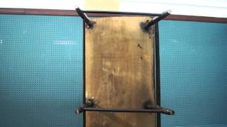 Antique Deacons Bench