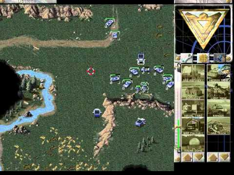 Command & Conquer Red Alert Counterstrike - Fall of Greece 2: Evacuation (Hard)