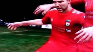Andy Carroll Celebration Glitch | What The ????