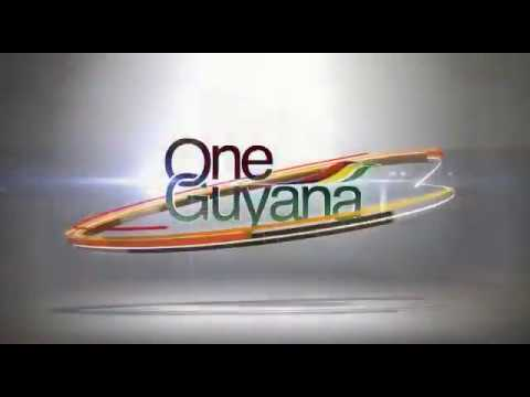ONE GUYANA | The future of Guyana has never looked better.