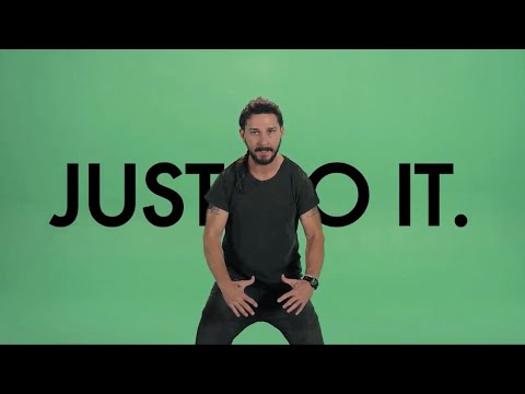 Shia LaBeouf – 'Do It' Motivational Speech (with text)