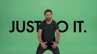 Download Lagu Shia LaBeouf - 'Do It' Motivational Speech (with text) mp3