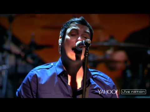 breaking benjamin until the end live Egyptian room