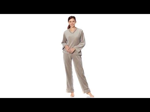 Soft   Cozy Loungewear SuperSoft Pajama Set. http://bit.ly/327kbRO
