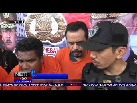 3 Tersangka Pembunuhan Di Diskotik Ditangkap Polsii   NET5