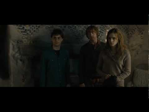 Harry Potter 7.2 Deleted Scene 1 - Shell Cottage