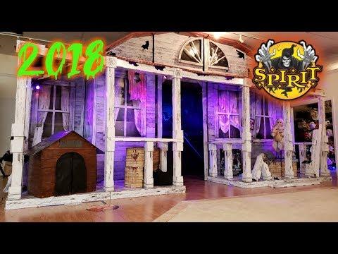 First Look At Spirit Halloween 2018 - Dickson City, Pa